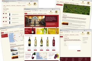 Find out more about Fine wine eCommerce Website