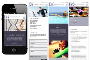 Find out more about Concierge responsive website